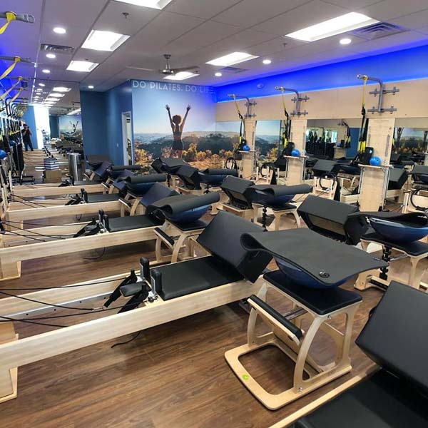 Club Pilates – Multiple Locations