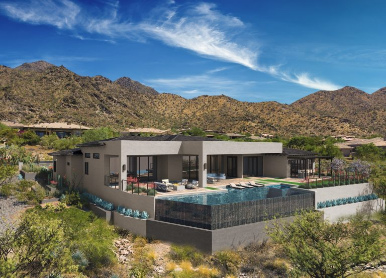 McDowell Mountain Ranch- 5,345 sqft Spec Home